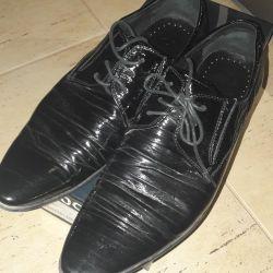 Erkek ayakkabı, 41 beden. 1000 ovmak.