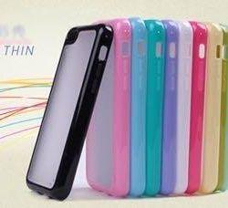 Πλήρως λεπτή λεπτή θήκη για iPhone 5 / 5s