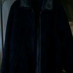 Jachetă dublă pentru bărbați 50