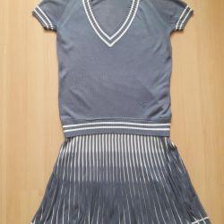 Dress by Alexander McQueen