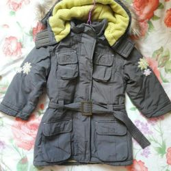 Jacket for girls, p.98