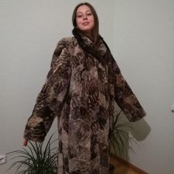 Noua blana de blana / mouton cu Norkova / decorare / intr-o eșarfa cadou