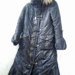 Coat for woman with sindepone