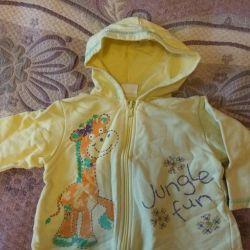 Bluza, tricou, hoodie pentru 6-9 luni