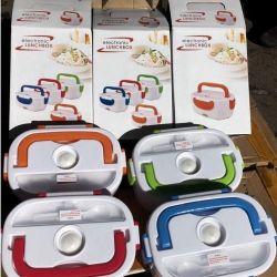 Ηλεκτρικό κουτί για το μεσημεριανό γεύμα θερμαινόμενο ηλεκτρικό κουτί μενού