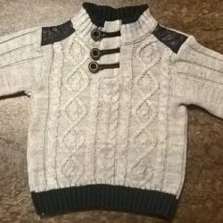 Sweater for a boy