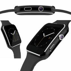 🔥 Akıllı Saat SW X6 Stoktaki Kavisli Iskitim