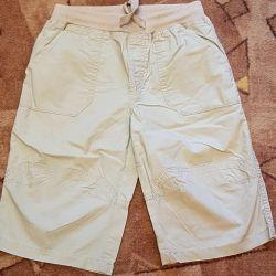 Mazikea beige shorts