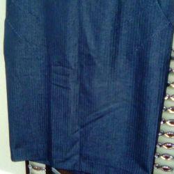 Νέο μέγεθος φούστας 48.