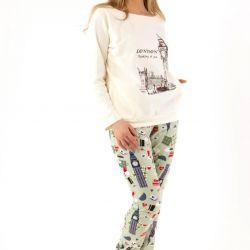 Kostüm Kadın Big Ben (Pantolon)