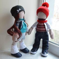 Dolls (handmade)