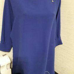 New blue dress Italy Italy