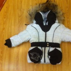 Kışlık ceket, içte holofiber