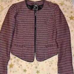 Ceket / ceket Marka boyutu S Yeni lurex ile
