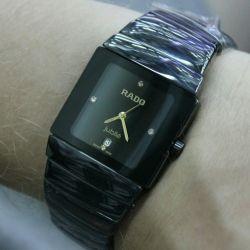 Мужские часы rado керамика