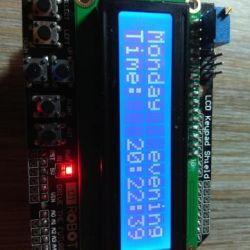 LCD1602 LCD monitor