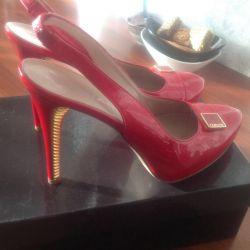 Fabiani sandals used