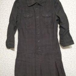 Dress (soft denim) р.42-44