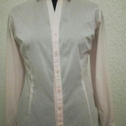 Pamuklu gömlek 44-46 boyutu