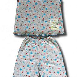 New Pajamas for girls (breeches).
