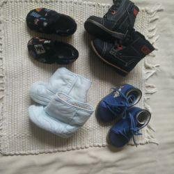 Children's shoes p 19