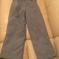 Winter warm trousers for boy 134/140, C & A
