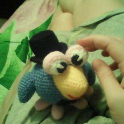 Amigurumi knitted toys