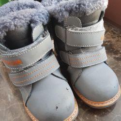 Μπότες χειμωνιάτικος ορμάς