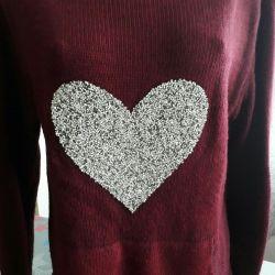 New stylish Marsala tunic