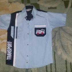 Shirt 3-4 g.