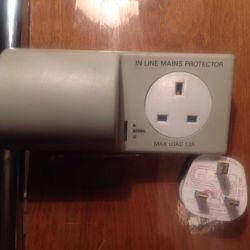 Ενσωματωμένη συσκευή προστασίας εξοπλισμού