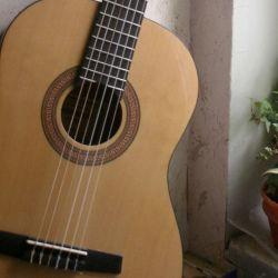 Гитара акустическая hohner + чехол