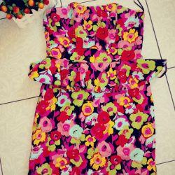 Dress Basques. 46 sizes