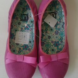 I will sell new ballet flats 32 sizes