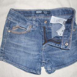 Denim shorts for a girl (LEVI STRAUSS)