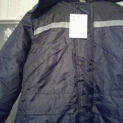 Winter suit Combinzon * Jacket with a hood