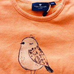 New Tom Tailor sweatshirt