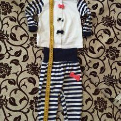 Детский костюм,новый