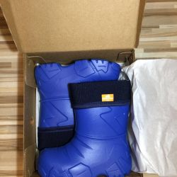 New boots Nordman from EVA