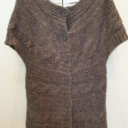 Vest mohair PAN 46-48 size