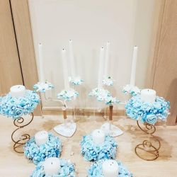 wedding candles for decoration