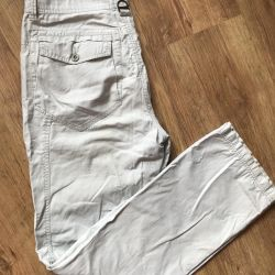 Summer pants and jeans