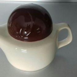 🍩 Çaydanlık küçük seramik