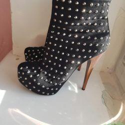Άξονες μπότες