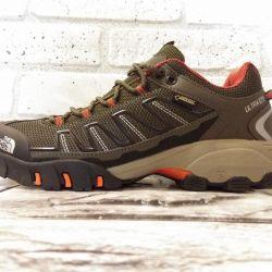 Kuzey Yüzü Ultra 109 Sneakers haki 45