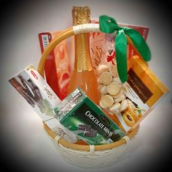 Gift Basket March 8th. Anniversary