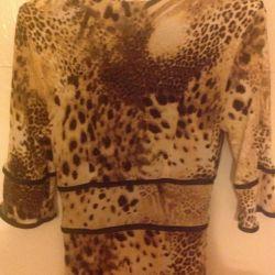 Leopard Bond Dress