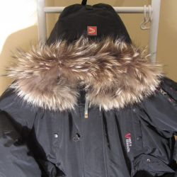 Alaska jacket for car drivers