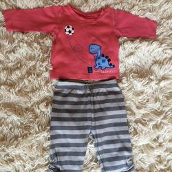 Set kazak, Mothercare pantolon 3-6m
