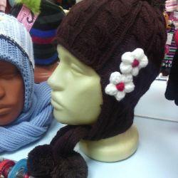 καπέλο φθινόπωρο νέο
